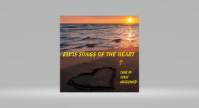 Elvis Songs of the Heart Front Cover